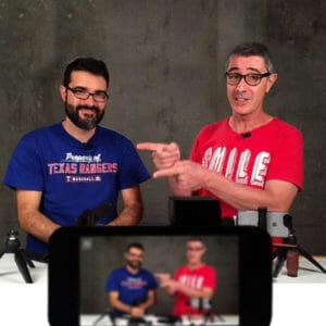 EL Taller Audiovisual te forma para ahcer vídeo para cursos online e infoproductos